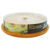 Диск CD-R 700Mb Smart Buy, 52x, Cake Box (10 шт.)