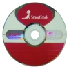Диск DVD+RW 4,7Gb Smart Track,  4x, Slim Case