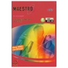 Бумага Maestro Color  CO44  CORAL RED, А4, 500л, 80г/м2, кораллово-красный, в пачках