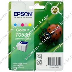 Картридж T053040 (S020110/S020193) Epson Stylus Photo 700/750, цветной