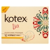 KOTEX Lux Normal, 10шт/уп, сетч.
